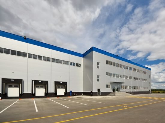 Novosibirsk sklad - GDC has opened a new warehouse