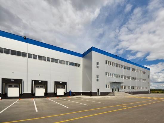 Novosibirsk sklad - У GDC открылся новый склад