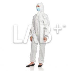 kombinezon Labguard 4 e1522837167636 300x300 - Комбинезон «LabGuard» белый, L