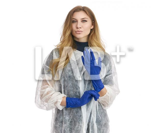 perchatki lateksnie high risk 2 e1522768500319 600x523 - High Risk gloves, blue, size S