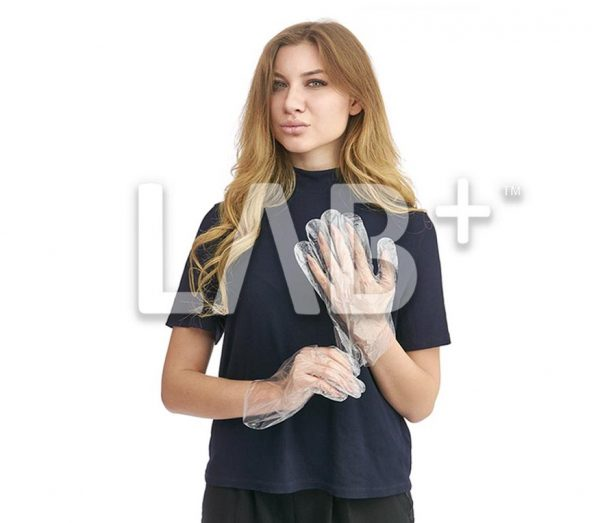 perchatki polietilenovie prozrachnie 2 e1522827027718 600x523 - Polyethylene gloves, transparent, size M