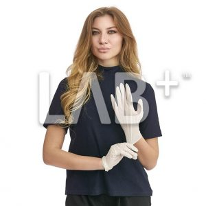 perchatky lateksnie belie 1 e1522826391427 300x300 - Latex powdered gloves, size L