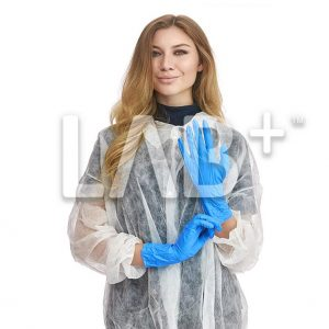 "perchatki nitrilovie high risk 2 e1522767479411 300x300 - Nitrile ""Hi-Risk"" gloves, Blue, size L"