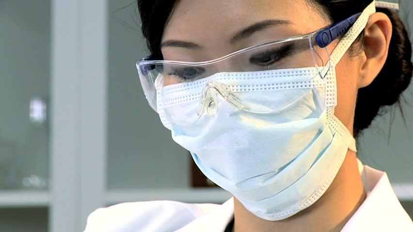 picture for lab - Medical masks
