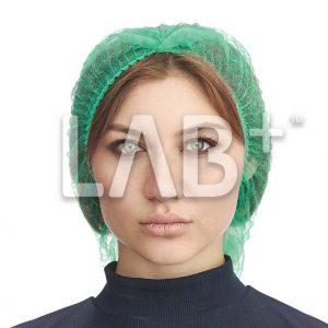 """117 шарлотта зел анфас e1522917623413 300x300 - Mob cap """"Charlotte"""", green"""