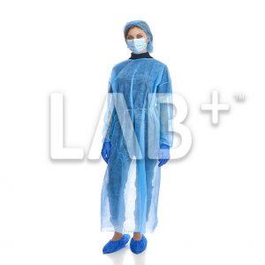 halat hirurgicheskiy na rezinkah 140sm 3 e1522912702840 300x300 - Surgical gowns blue long, XXL